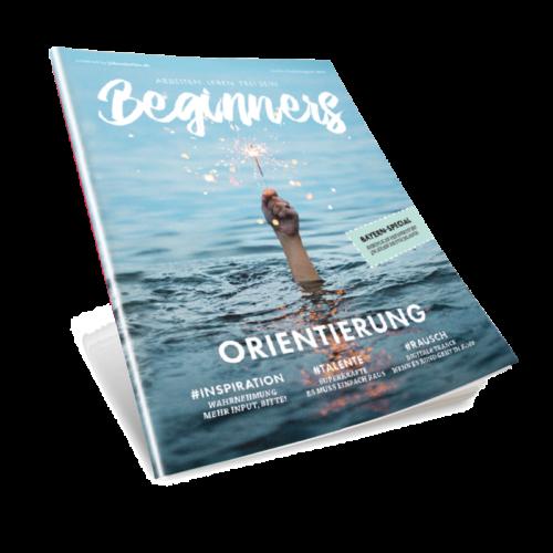 Beginners Magazin
